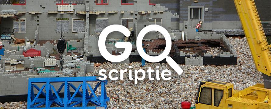 go scriptie modulair