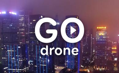go drone china