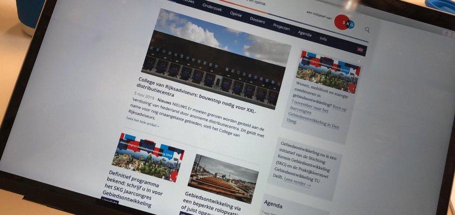 Go.nu - foto nieuwe website