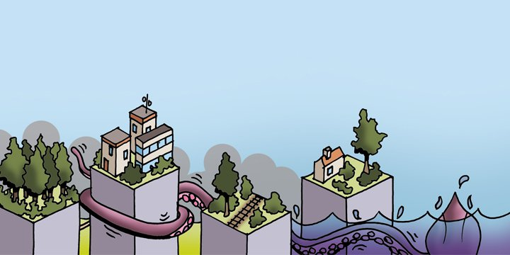 header gevangenis rationaliteiten Illustraties: Rémon Mulder