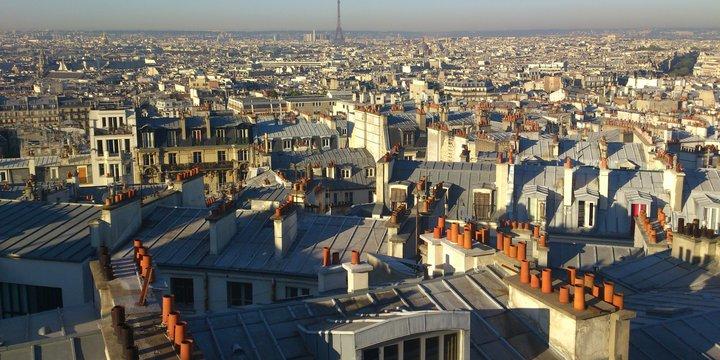 Parijs Dakenlandschap_public domain