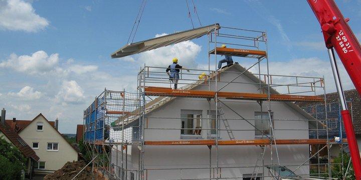 woning bouw bron: CC0 public domain