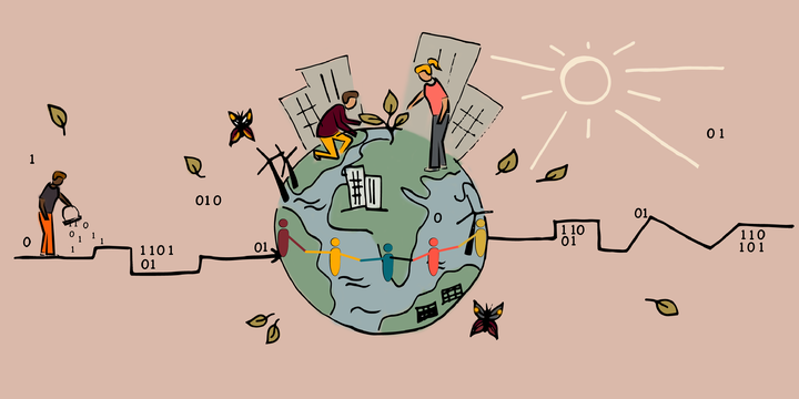 Illustratie Zomerserie 2021