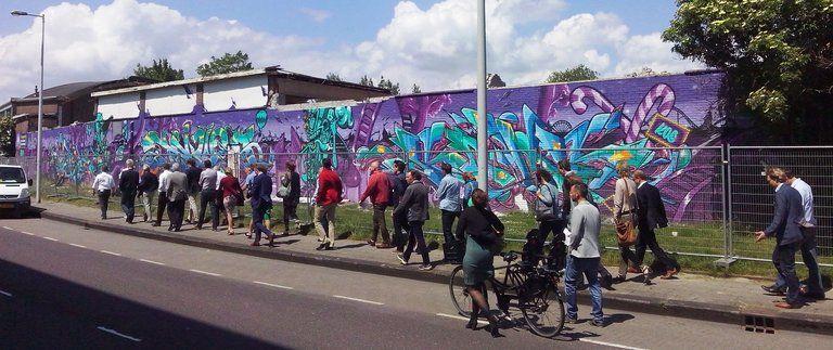 Booming Amsterdam 'Economische innovatie als motor voor ruimtelijke ontwikkeling en gebiedsontwikkeling' - Afbeelding 2