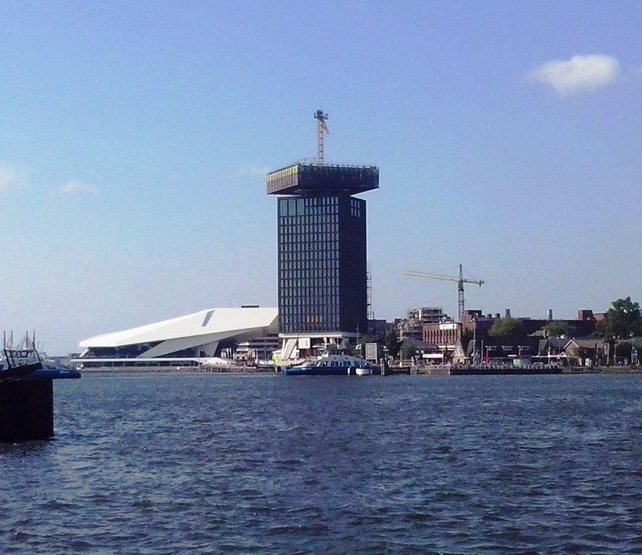 Booming Amsterdam 'Economische innovatie als motor voor ruimtelijke ontwikkeling en gebiedsontwikkeling' - Afbeelding 1