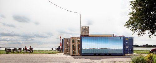 Hoorn ontslakt trage procedures met pop-up strandpaviljoen - Afbeelding 2