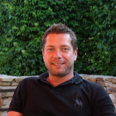 Portret - Jeroen Molenkamp