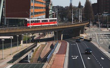 Lege stad - Den Haag