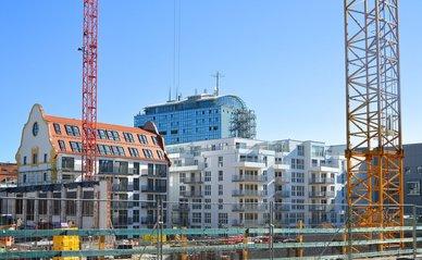 Nieuwbouw via Pixabay