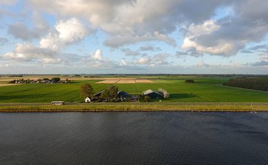 Hollands landschap_Afbeelding van Aline Dassel via Pixabay