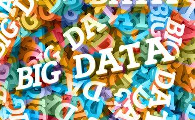 big data kleurrijk