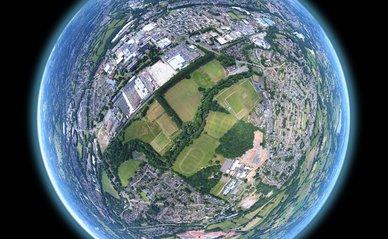 Aarde planeet -> Photo by Louis Reed on Unsplash