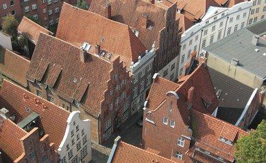 old city center