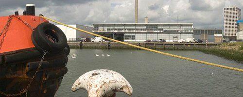 Merwe-Vierhavens: van havenindustrie naar maakstad - Afbeelding 1
