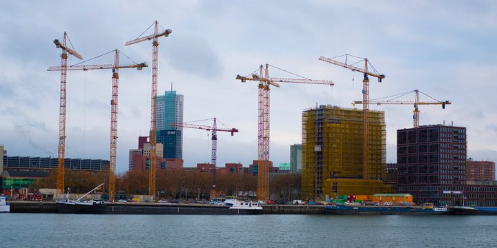 Rotterdam bouwlocatie_Photo by Mike van den Berg on Unsplash