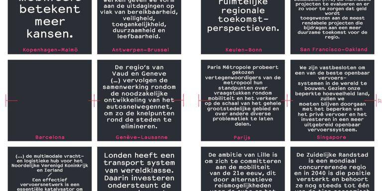 Perspectief op de internationale connectiviteit van de Zuidelijke Randstad - Afbeelding 2