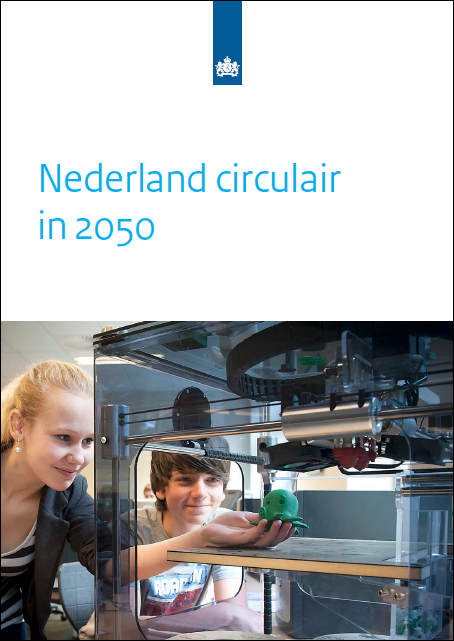 A circular economy in the Netherlands by 2050. Source: Ministries of the Netherlands