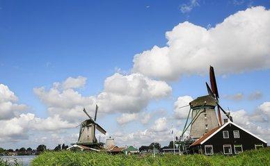 groen nederland molen