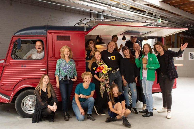 Apeldoorn Nettenfabriek - ondernemers