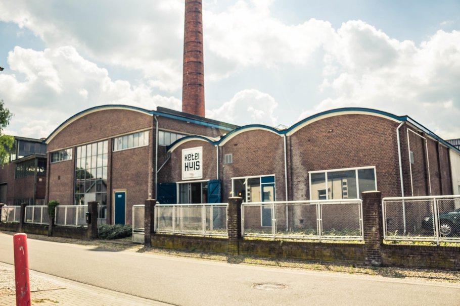 Apeldoorn Nettenfabriek - gebouw