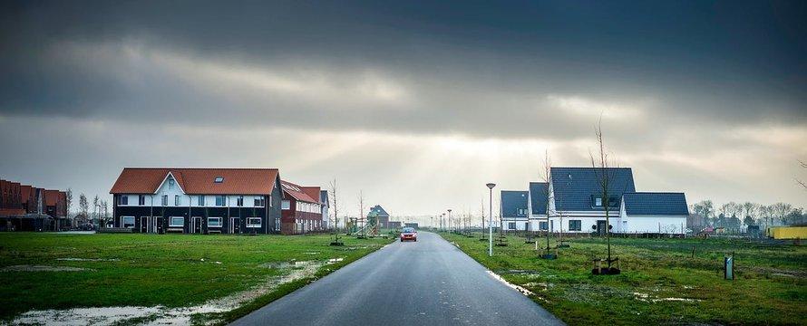 Nieuwbouwproject Meerstad
