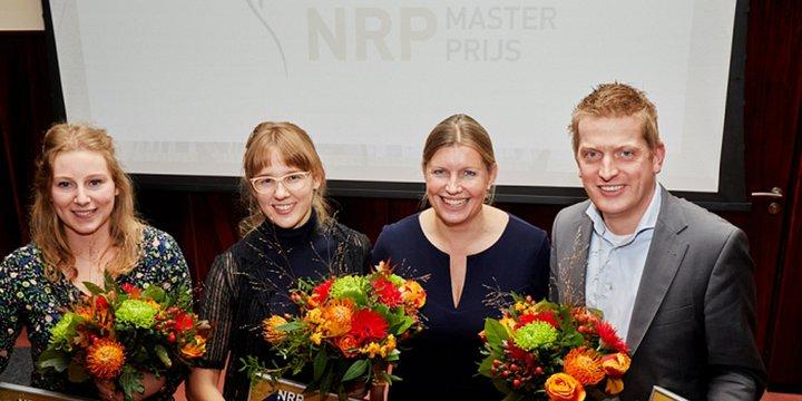 NRP Masterprijs finalisten 2018