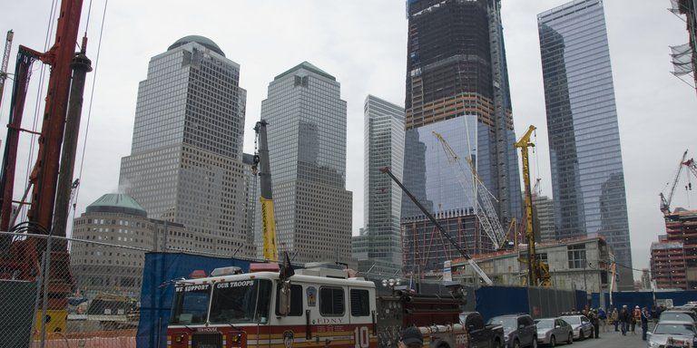 Reisverslag New York City - Erwin Heurkens - Afbeelding 5