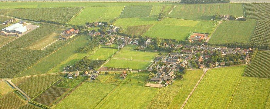 Nederland luchtfoto