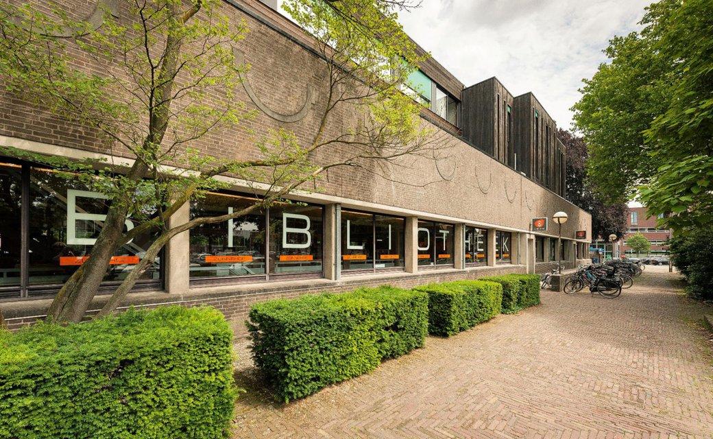 Bibliotheek Zonnehof Amersfoort_Heijligers