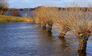 overstroming