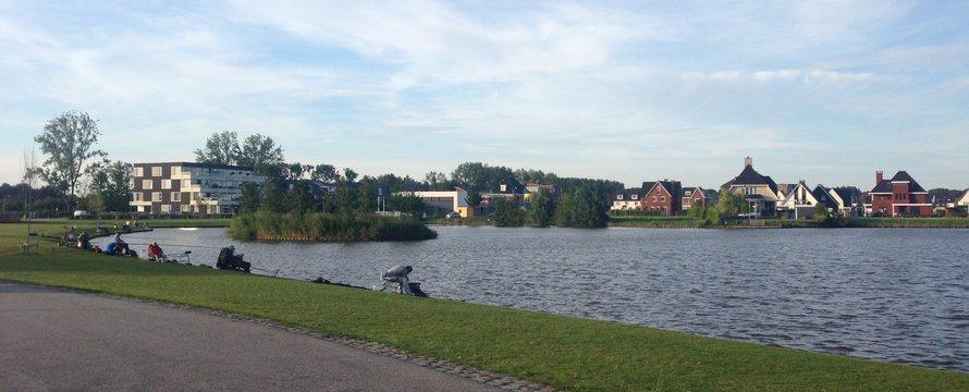 """Park Zestienhoven, Rotterdam"" (CC BY-SA 2.0) by philip.mallis"