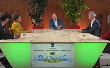 PBL Seminar - screenshot paneldiscussie (2021)