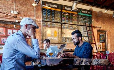 Werkplek Cafe
