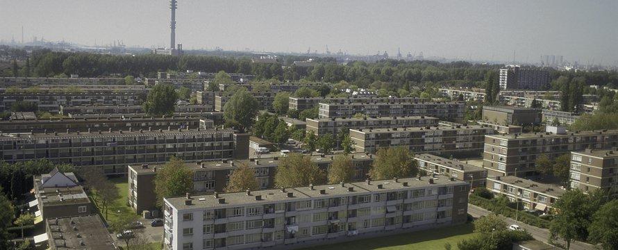 Pendrecht | Thea van den Heuvel , Wikimedia Commons