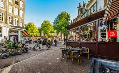 Openbare ruimte Amsterdam