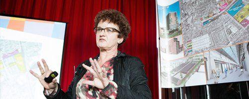 Sessie A. Piushaven Tilburg: binnenstedelijk levend podium - Afbeelding 2
