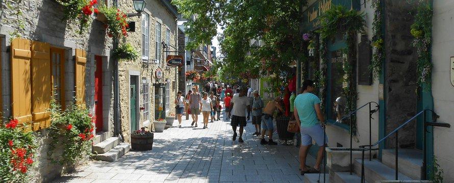 Qebeq vitaal stad leven | pixabay