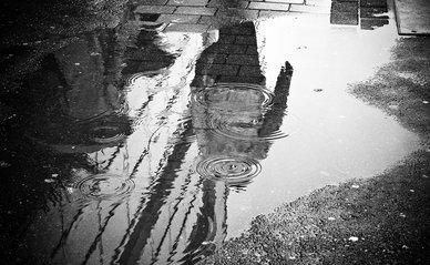 regen stad