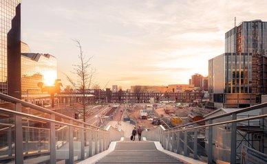 Utrecht Centraal_Photo by Reginar on Unsplash