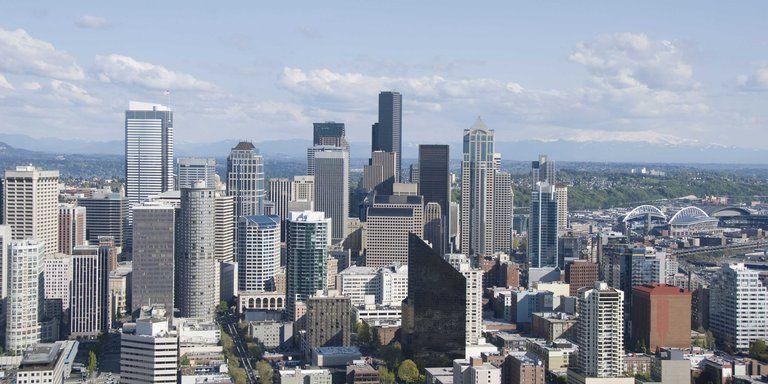 Reisverslag Seattle, Portland en Vancouver - Afbeelding 1