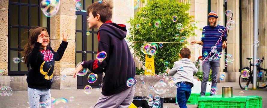 Spelende Kinderen - Pixabay, 2020