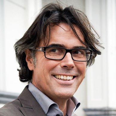 Portret - Ronald van Warmerdam