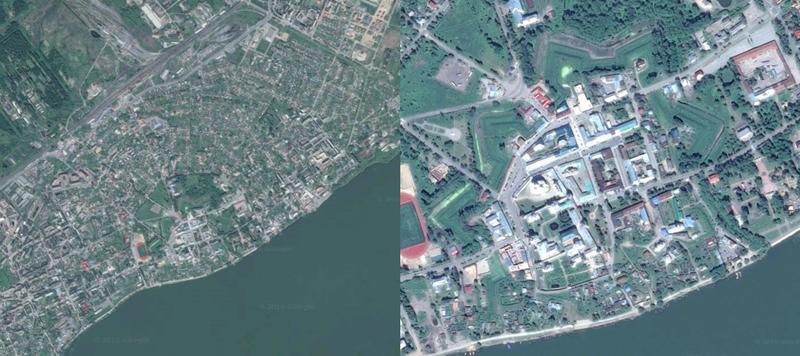 Rostov plattegronden