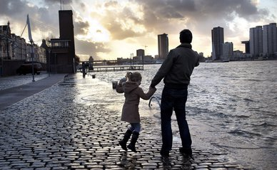 rotterdam climate inititative water resilient