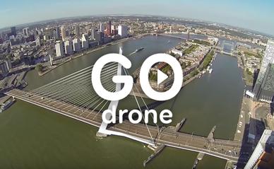 Rotterdam drone
