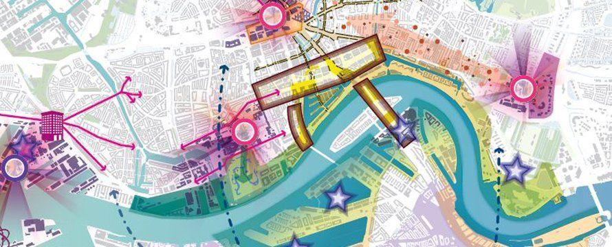 Rotterdam - Kaart van de Stad: Verkenning ontwikkelkansen lange termijn