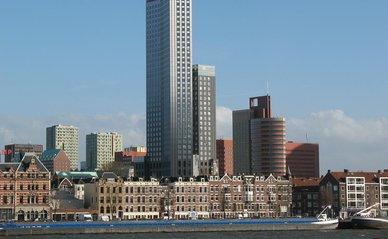 Rotterdam verstedelijking