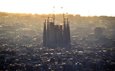 Sagrada Familia - Wikicommons