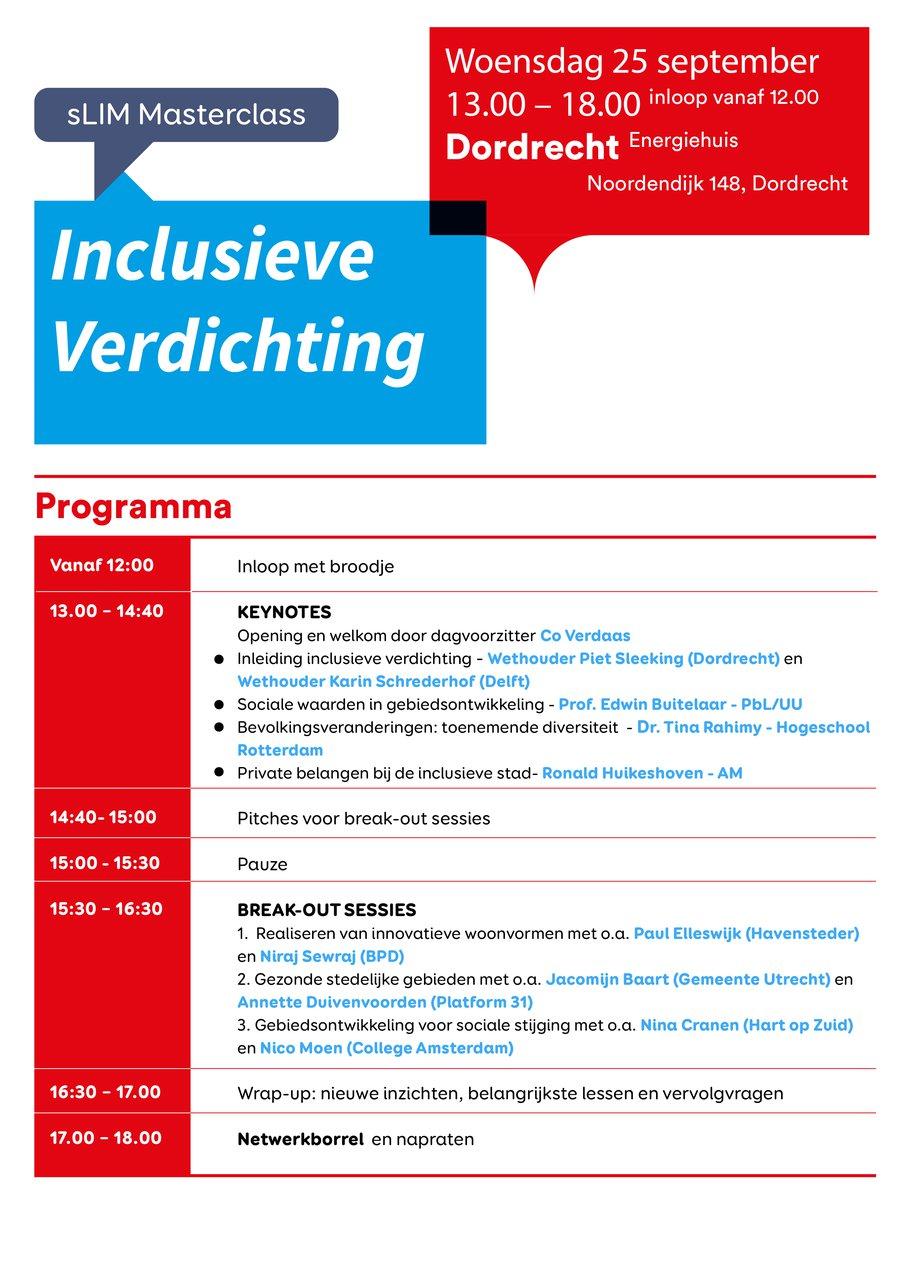 sLIM inclusieve verdichting programma