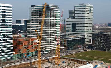 kantoren bouw